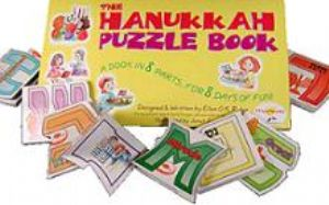 The Hanukkah Puzzle Book